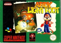 Ardy Lightfoot Box Art
