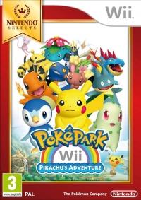PokéPark Wii: Pikachu's Adventure - Nintendo Selects Box Art