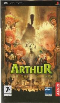 Arthur and the Minimoys [NL] Box Art