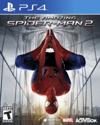 Amazing Spider-Man 2, The Box Art