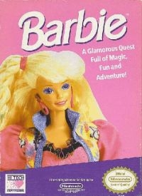 Barbie Box Art