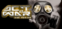 Act of War: High Treason Box Art