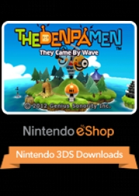 Denpa Men, The: They Came By Wave Box Art