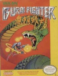 Burai Fighter Box Art