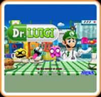 Dr. Luigi Box Art