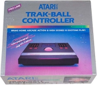 Trak-Ball Controller Box Art