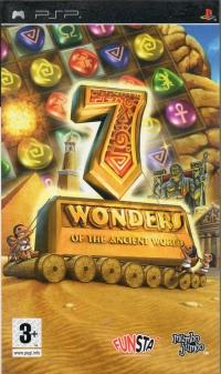 7 Wonders of the Ancient World [GB][FR][ES][NL] Box Art