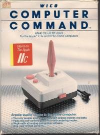 Wico Computer Command Joystick Box Art