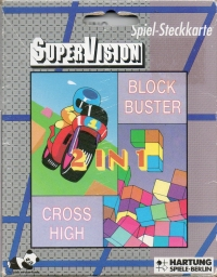 2 in 1: Cross High + Block Buster [DE] Box Art