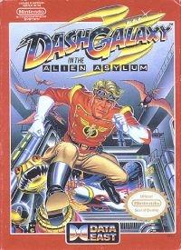 Dash Galaxy In The Alien Asylum Box Art