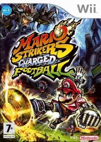 Mario Strikers Charged Football Box Art