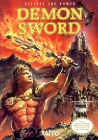 Demon Sword Box Art
