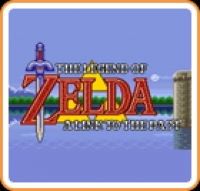 Legend of Zelda, The: A Link to the Past Box Art