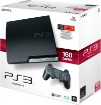 Sony PlayStation 3 CECH-3001A Box Art