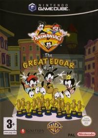 Animaniacs: The Great Edgar Hunt Box Art