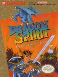 Dragon Spirit: The New Legend Box Art