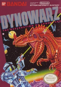 Dynowarz: The Destruction of Spondylus Box Art