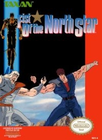 Fist of the North Star Box Art