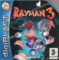 Rayman 3: Hoodlum Havoc Box Art