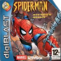 Spider-Man: Mysterio's Menace Box Art