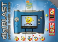 Digiblast: Spongebob Squarepants Edition Box Art