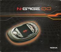 Nokia N-Gage QD Box Art