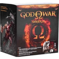 God of War - Omega Collection Box Art