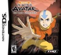 Avatar: The Last Airbender Box Art