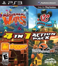 4 in 1 Action Pack Box Art