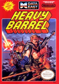 Heavy Barrel Box Art