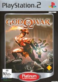 God of War - Platinum Box Art