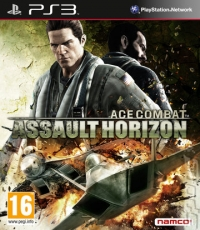 Ace Combat: Assault Horizon Box Art