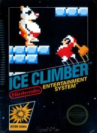 Ice Climber (5 screw cartridge) Box Art