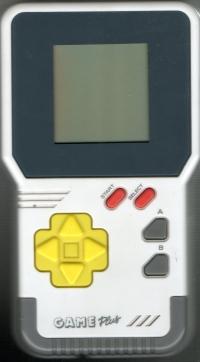 Game Plus Box Art