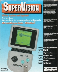 Hartung Supervision (Silver) Box Art