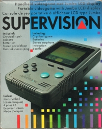 Club Audiosonic Supervision Box Art