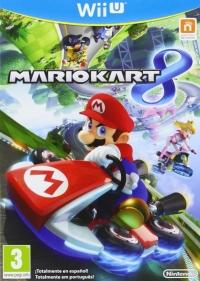 Mario Kart 8 [ES] Box Art