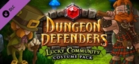 Dungeon Defenders: Lucky Costume Pack Box Art