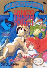 King's Knight Box Art