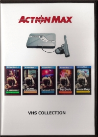 Action Max VHS Collection Box Art