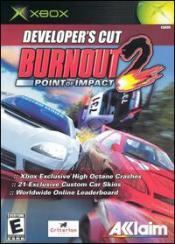 Burnout 2: Point of Impact - Developer's Cut Box Art