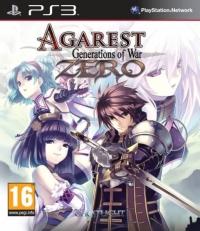 Agarest Generations Of War: Zero Box Art