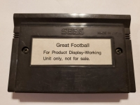 Great Football (Not for Resale) Box Art
