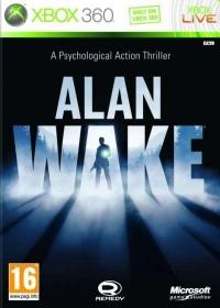 Alan Wake Box Art