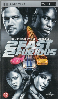 2 Fast 2 Furious [NL] Box Art
