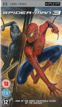 Spider-Man 3 (Not for Sale or Rental) Box Art