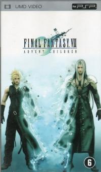 Final Fantasy VII: Advent Children [NL] Box Art