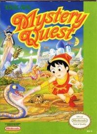 Mystery Quest Box Art