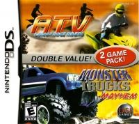 ATV Thunder Ridge Riders/Monster Truck Mayhem Box Art