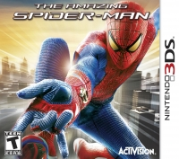 Amazing Spider-Man, The Box Art